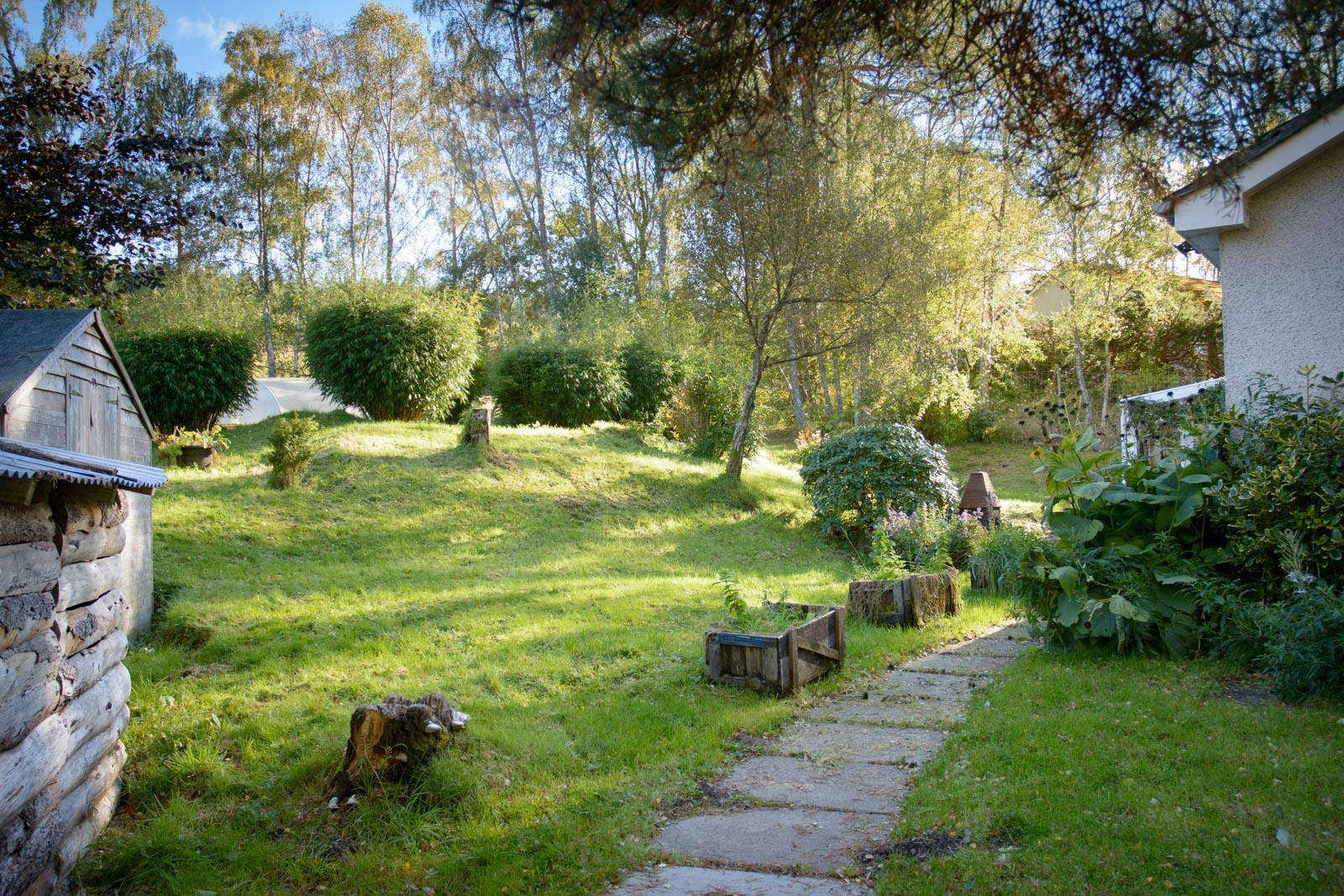 Carndail, Dall, Kinloch Rannoch, Perthshire, PH17 2QH, UK
